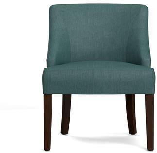 pompon nailhead side chair bulk satin covers detail shopstyle latitude run rudder