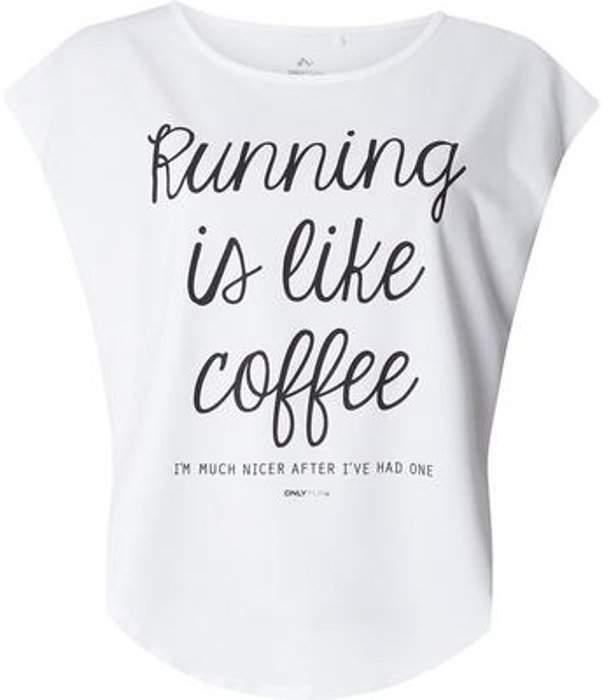 Dorothy Perkins Womens **Only Play Burnout Slogan T-Shirt
