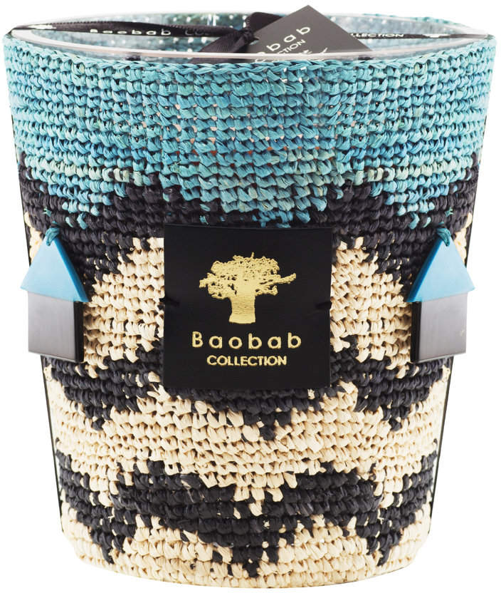 Baobab Collection - Trano Muzi Scented Candle - Limited Edition - 16cm