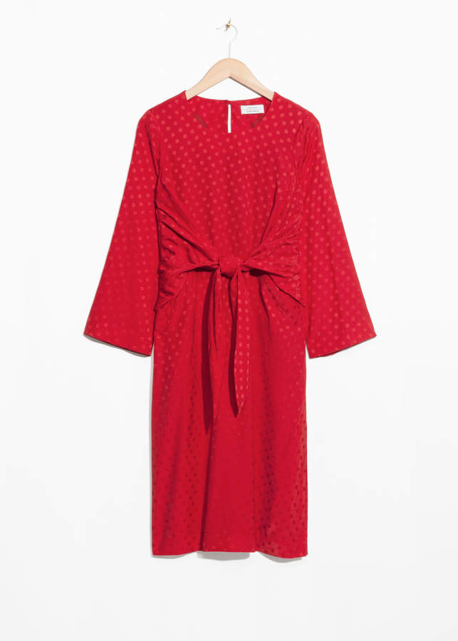 And other stories Knot Dress