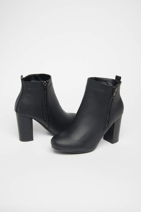 Ardene Heeled Ankle Boots