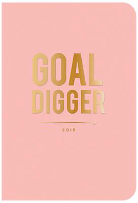 Alice Scott 2019 Goal Digger Flexi Diary, A5