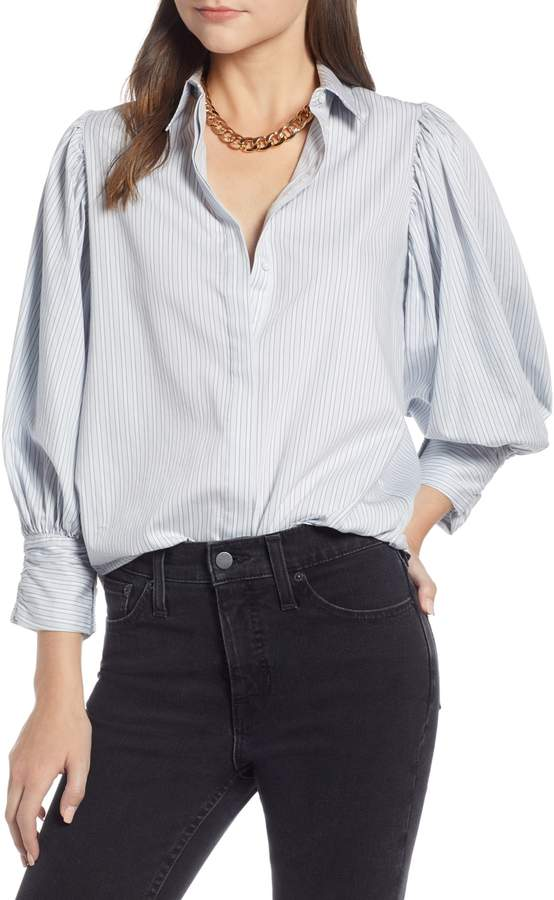 Full Sleeve Stripe Shirt