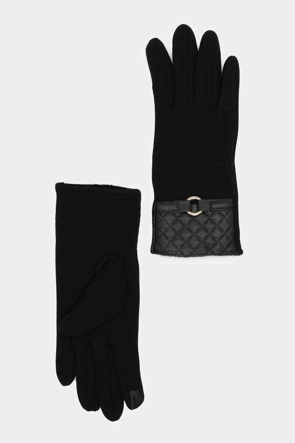 Ardene Quilted iPhone Gloves