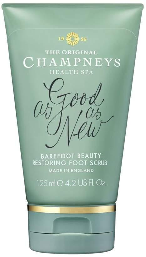 Champneys Barefoot Beauty Restoring Foot Scrub 125ml