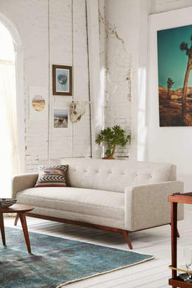 homeware peyton sofa double bed size urban outfitters furniture shopstyle australia atomic tufted