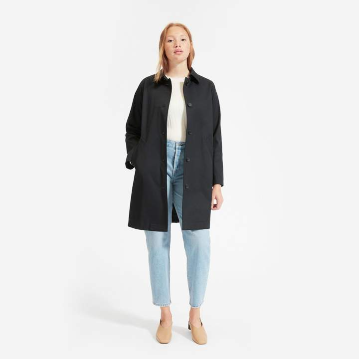 Everlane The Mac Coat