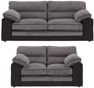 delta sofa debenhams navy velvet modular deep sofas shopstyle uk 3 seater 2 fabric set