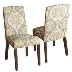 Kohls Dining Chairs Pedicure Parts Kohl S Room Furniture Shopstyle Free Shipping 75 At Homepop Suri Curved Back Chair 2 Piece Set