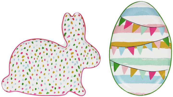 Argos Home Easter Bunny or Easter Egg Dish