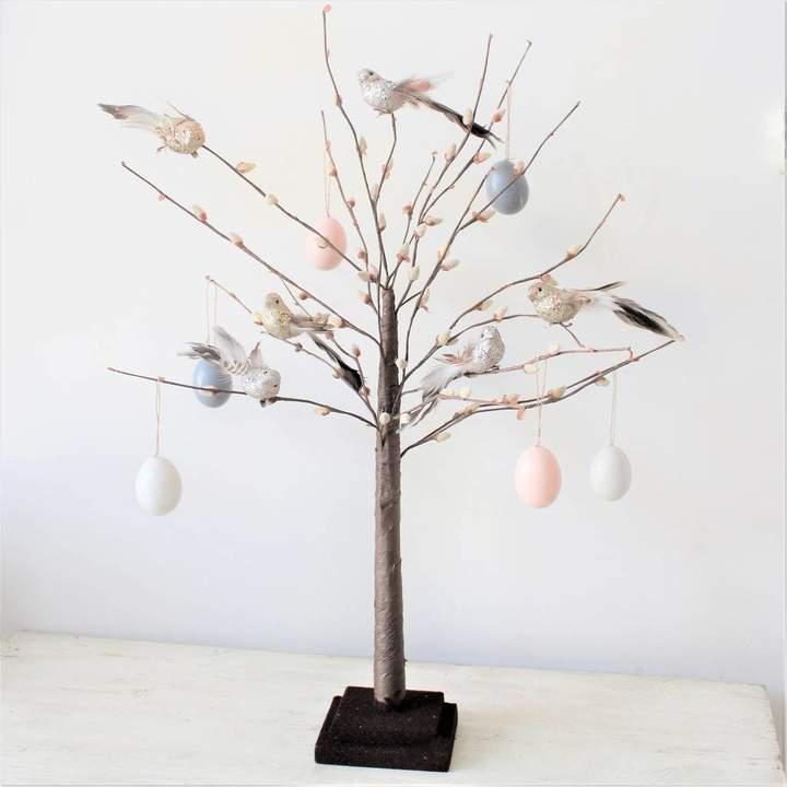 Ella James White Blossom Spring Tree