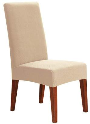 stretch chair covers australia blue velvet nz fitted shopstyle sure fit ivory pearson dining cover