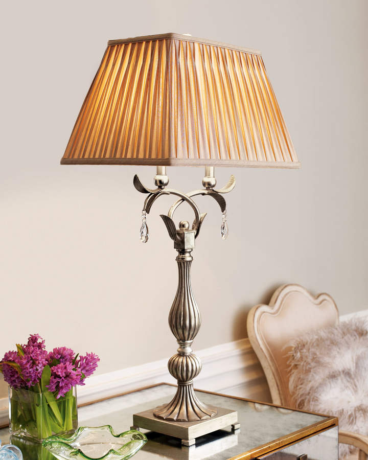 Horchow Floraine Table Lamp