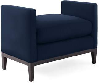 barton chair accessories unusual tub navy blue bath shopstyle at serena and lily 36 bench