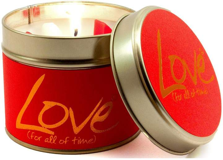 Lily-Flame Lily-Flame Love Candle Tin