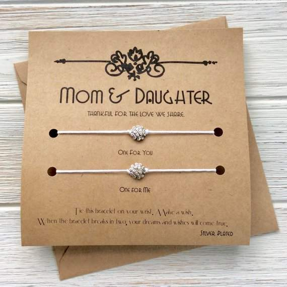 Birthday Gifts For Mom From Daughter, Gifts Mom Birthday Gift From Daughter, Mom Birthday Card, Gift Mom, Gift For Mother