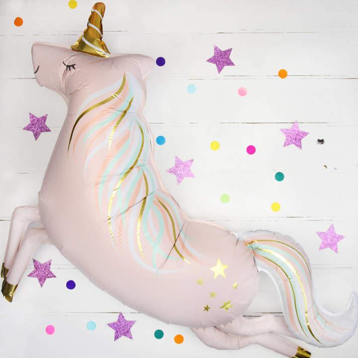 Postbox Party Magical Unicorn Foil Party Balloon