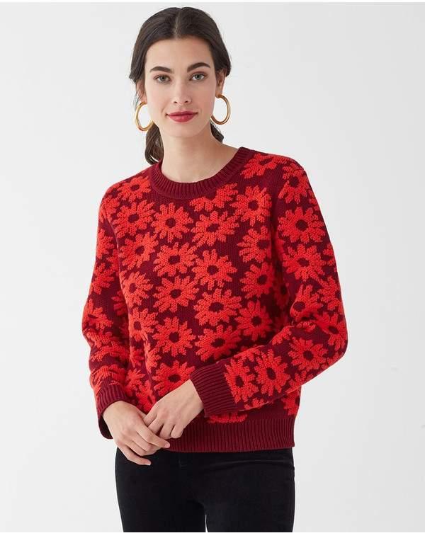 Splendid X Margherita Margherita Pullover Sweater