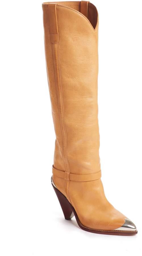 ISABEL MARANT Lenskee Knee High Boot
