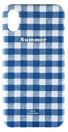 Gingham Check Phone Case - Summer