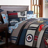 Hockey Bedding