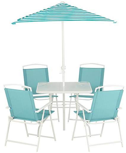 George Home Miami 6 Piece Patio Set - Rooted