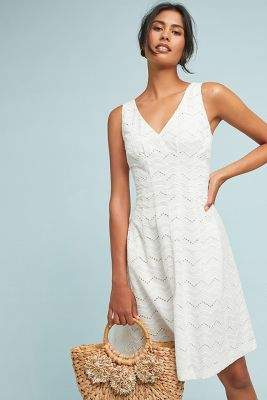 Tracy Reese Pleated Dress