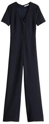Flowy long jumpsuit