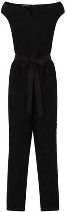 Dorothy Perkins Womens **Little Mistress Black Jumpsuit