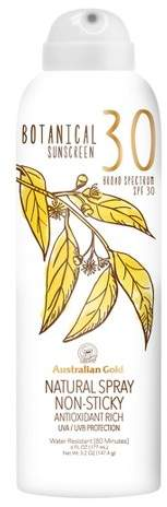 Australian Gold Botanical Natural Sunscreen Continuous Spray - SPF30 - 6oz