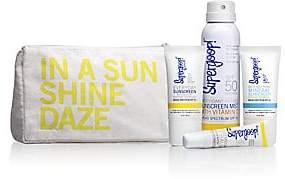 Supergoop Supergoop! Women's Sunshine Daze Suncare Pouch Set