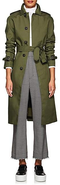 Vis A Vis Women's Belted Trench Coat