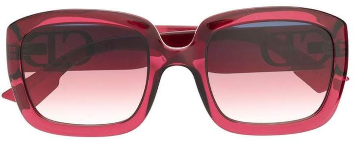 Dior Eyewear square frame sunglasses