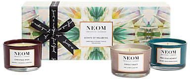 Neom Organics London Scents of Wellbeing Gift Set, 225g