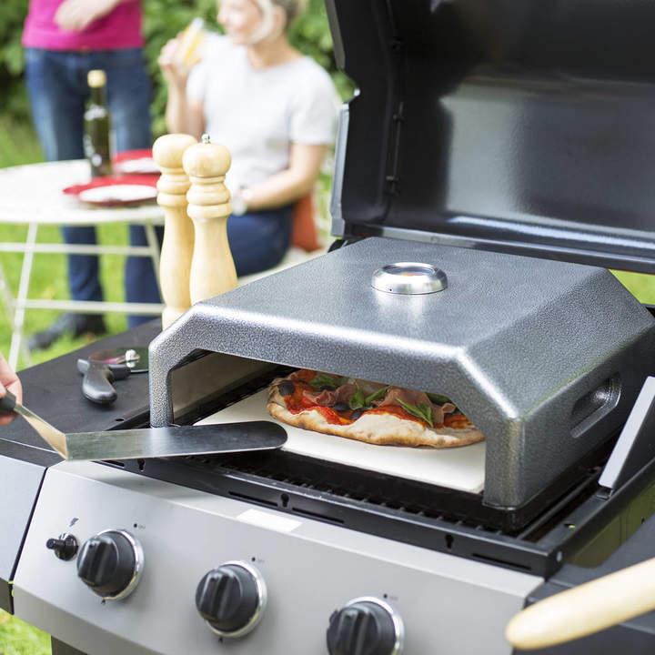 Garden Leisure Portable Gourmet Bbq Pizza Oven