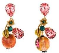 Peach Drop Earrings - ShopStyle Australia