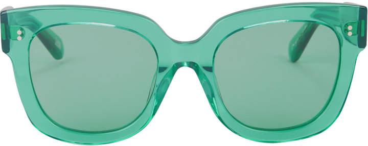 Chimi 008 Aqua Square Sunglasses