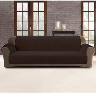 sure fit stretch pearson 3 pc sleeper sofa slipcover full best leather conditioner reviews home shopstyle australia person custom cover protector