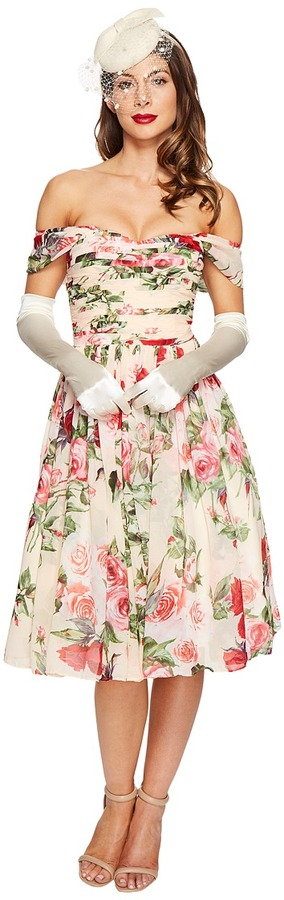 The Jesselton Girl Style: 10 Vintage Dresses That You Need In Your Collection