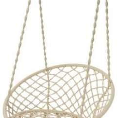 Hanging Chair Notonthehighstreet Ergonomic One Utama Trims Shopstyle Uk At Com Ella James Cream Macrame Garden