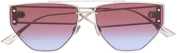 DiorClan2 D-frame sunglasses