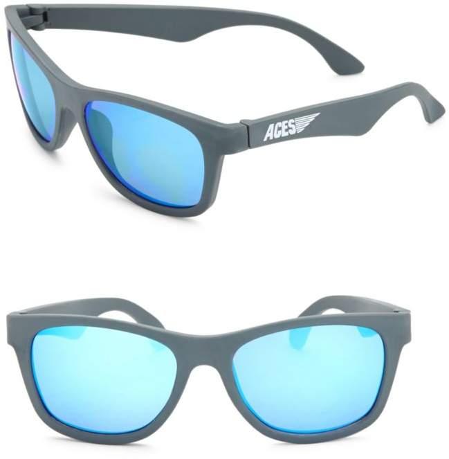 Babiators Kid's Aces Solid Navigator Sunglasses