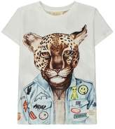 Sale - Bass Cooleo Leopard T-Shirt - Soft Gallery