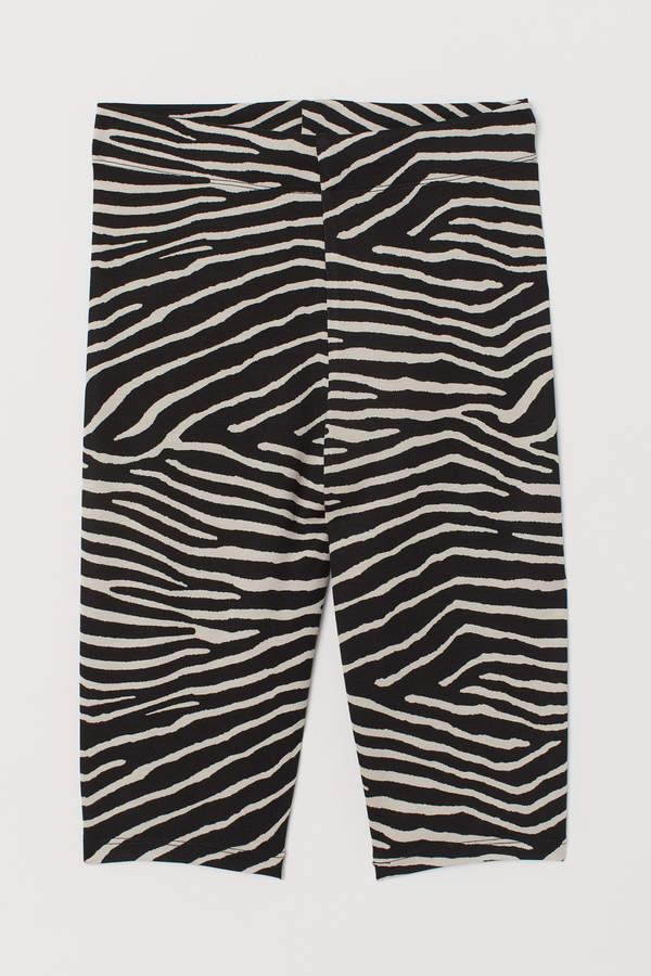 H&M Jersey cycling shorts