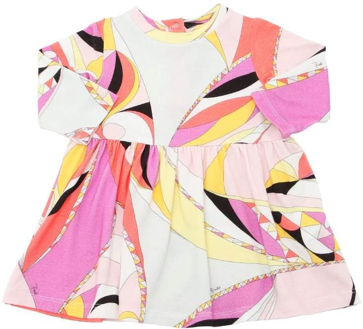 Emilio Pucci Astana Printed Dress