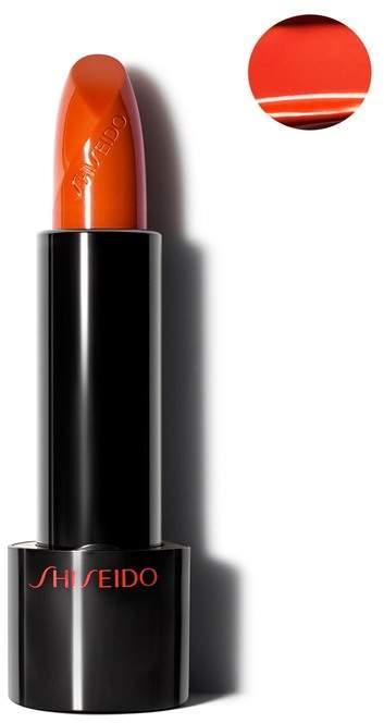 Shiseido Ginza Tokyo Rouge Rouge Lipstick - Fire Topaz
