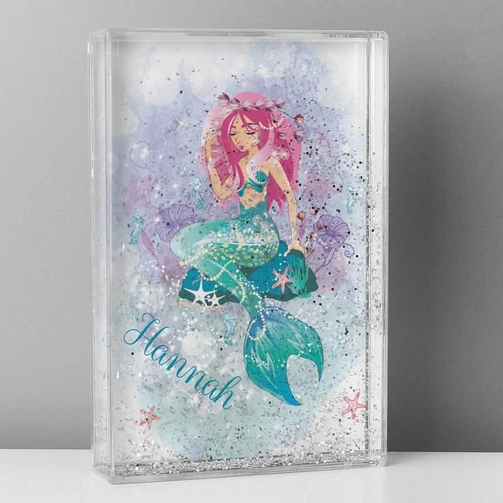 Sassy Bloom As seen on TV Personalised Mermaid Glitter Shaker