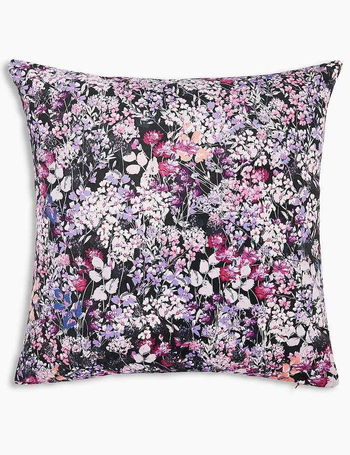 Marks and Spencer Floral Patterned Cushion
