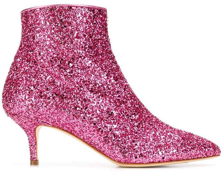 Polly Plume Janis glitter boots