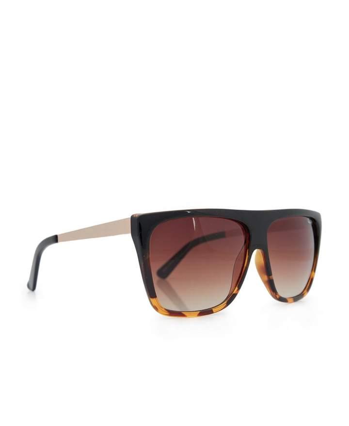 Quay Sunglasses Quay Australia Otl Ii Sunglasses Colour: Tortoise Shel